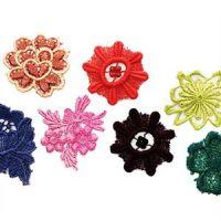 פאטצ'ים פרחים
