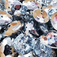 כפתורי דמוי יהלום